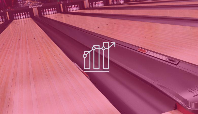 Maximising Saturation in Tenpin Bowling